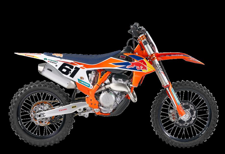 KTM MX 250 SX F Prado 2020