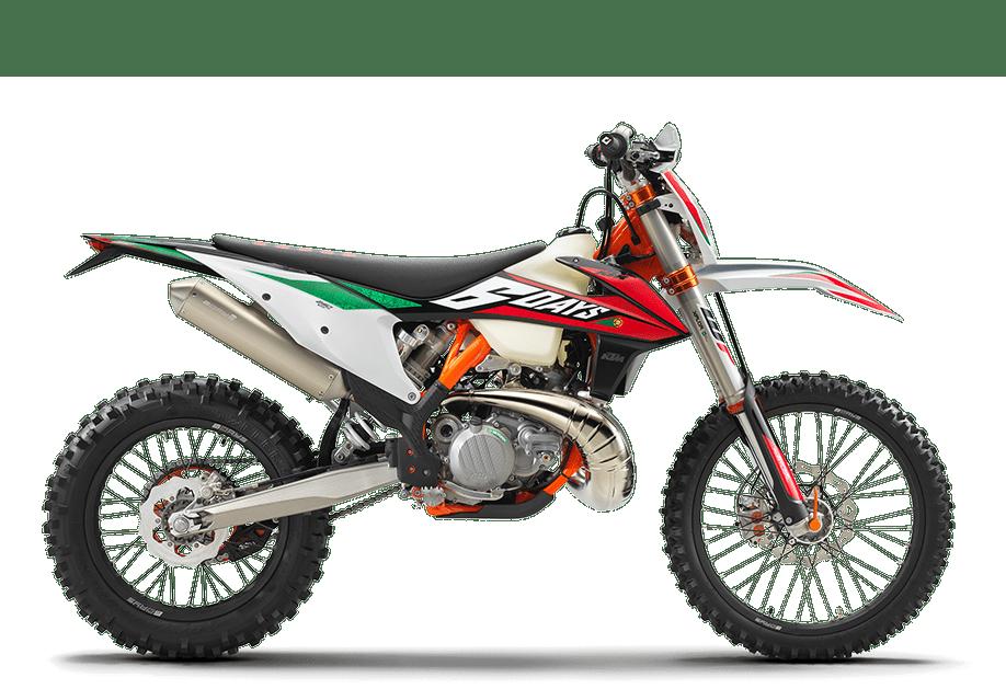 KTM Enduro 250 EXC TPI SIX DAYS 2020