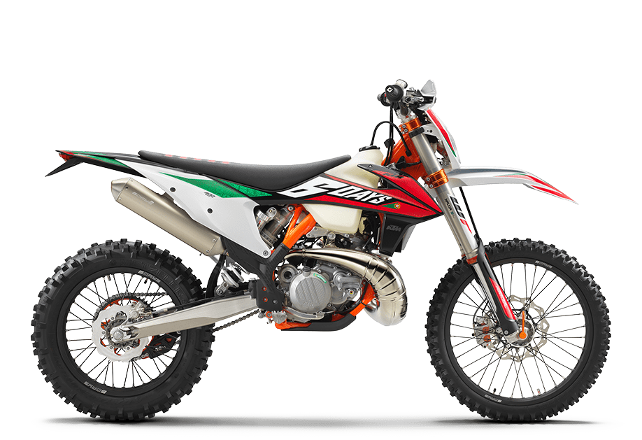 KTM Enduro 300 EXC TPI SIX DAYS 2020