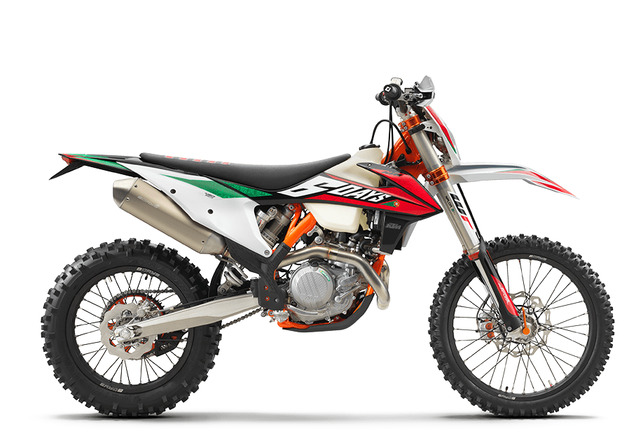 KTM Enduro 450 EXC-F SIX DAYS 2020