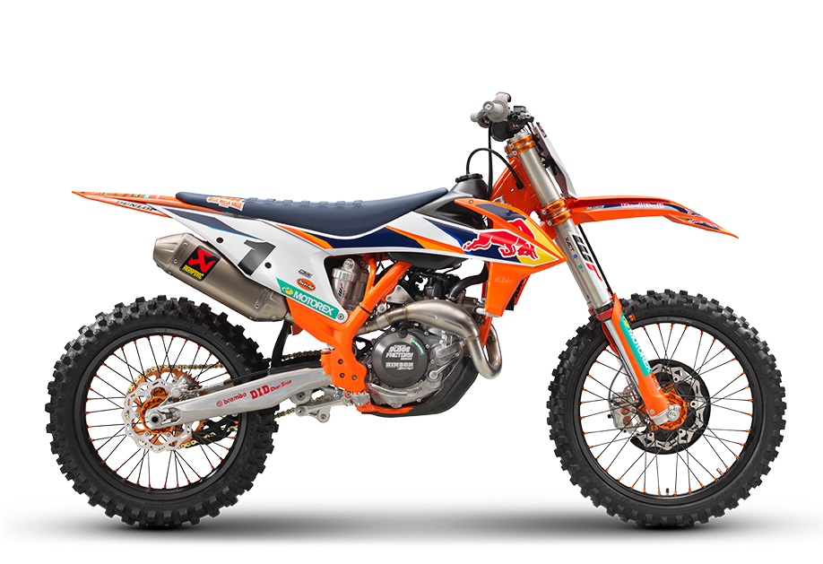 KTM MX 450 SX F Factory Edition 2020