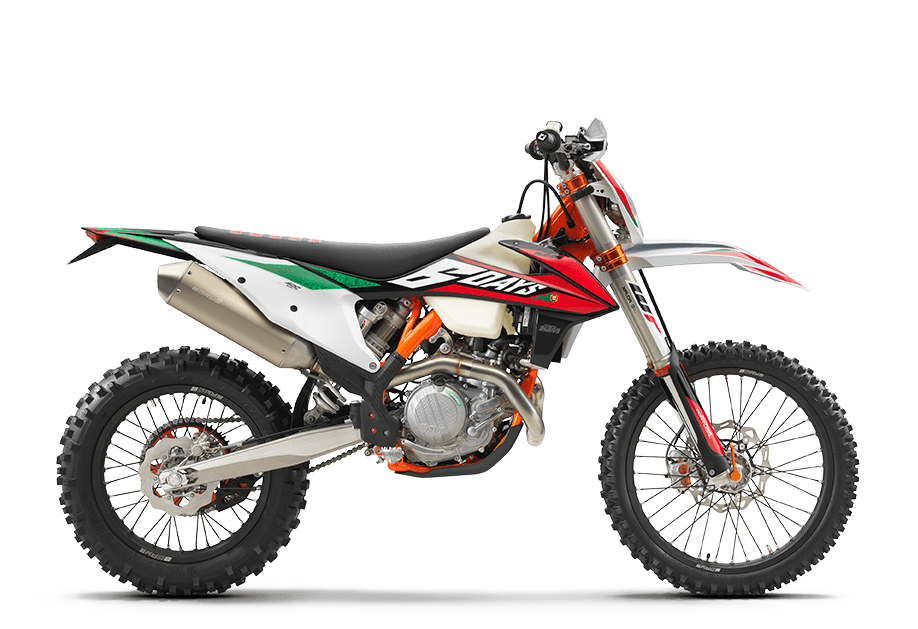KTM Enduro 500 EXC-F SIX DAYS 2020