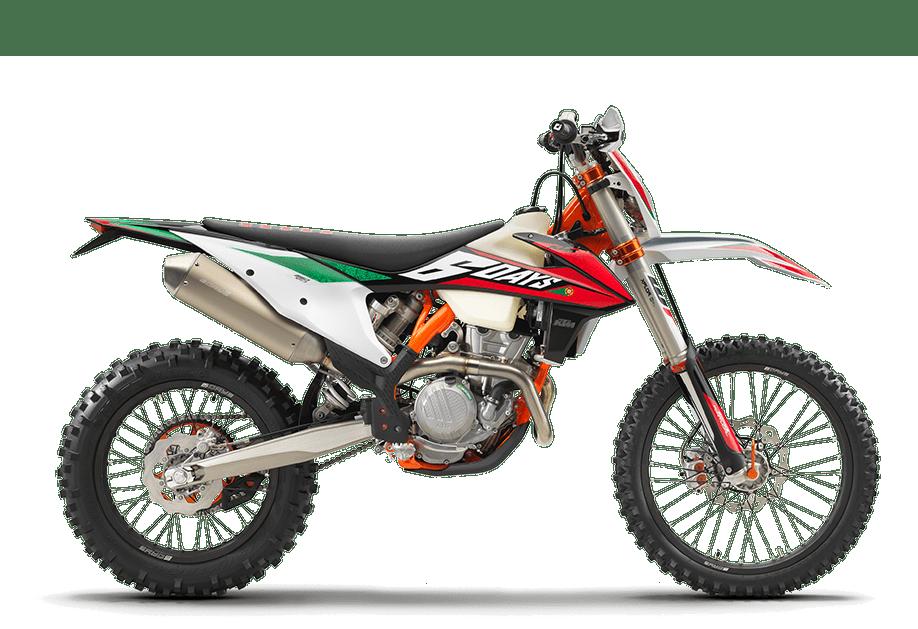 KTM Enduro 250 EXC-F SIX DAYS 2020