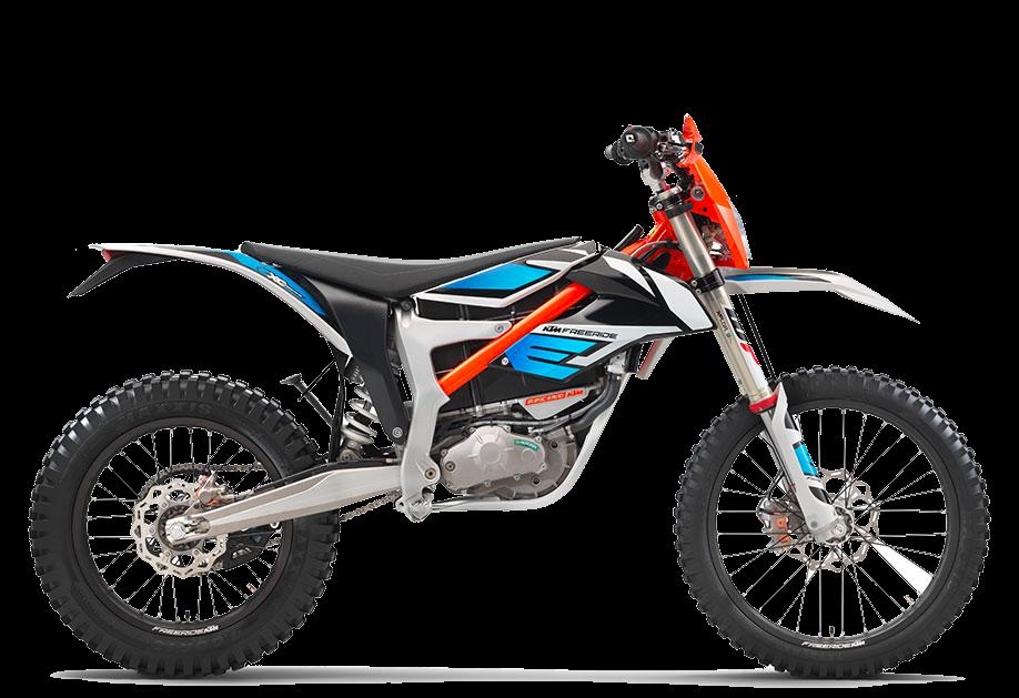 Moto électrique KTM Freeride EX C 2021