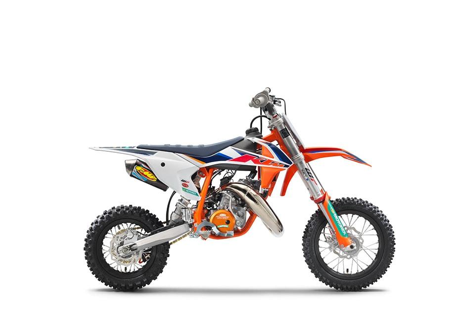 Moto KTM MX 50 SX Factory Edition 2021