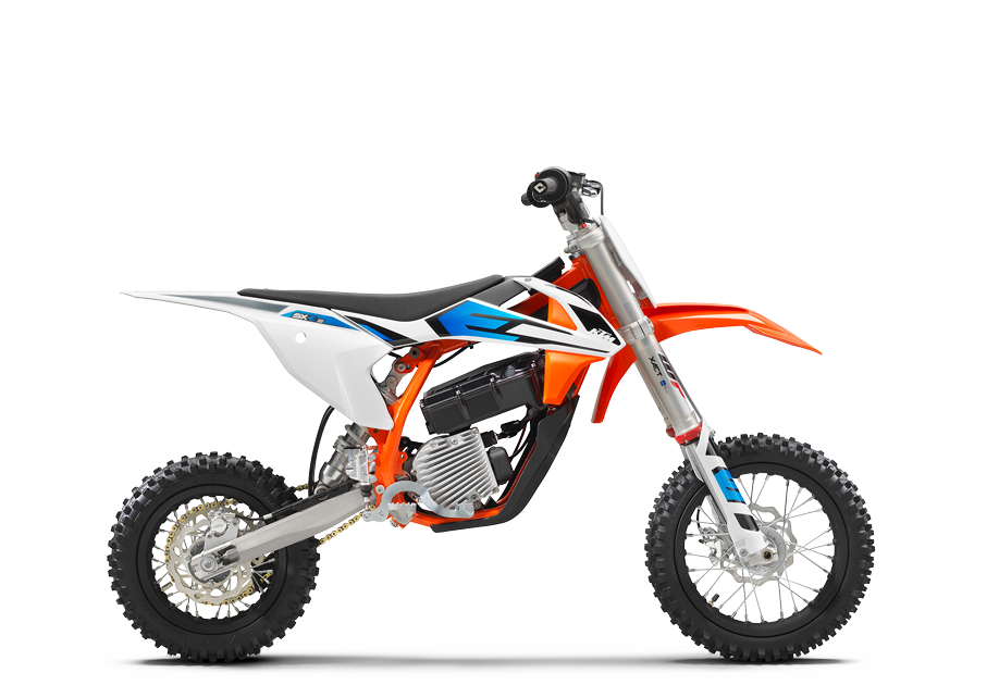 Moto électrique KTM E-Ride MX SX-E 5 2021