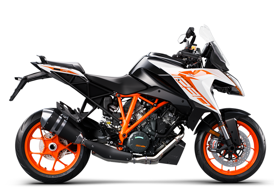 Moto KTM Sport Tourer 1290 Super Duke 2021