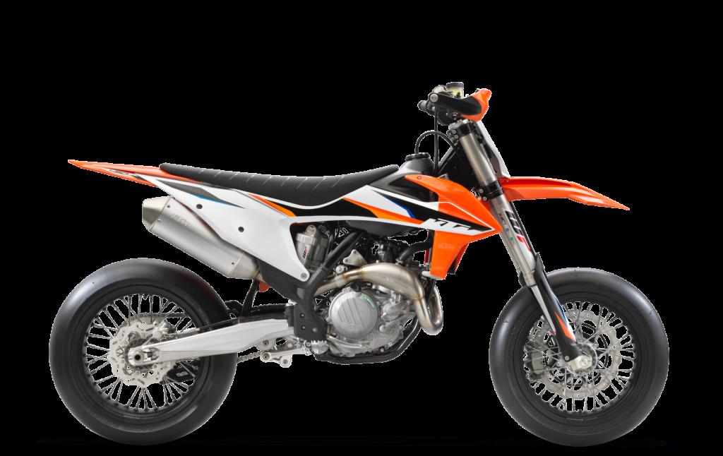 Moto KTM Supermoto 450 SMR 2021