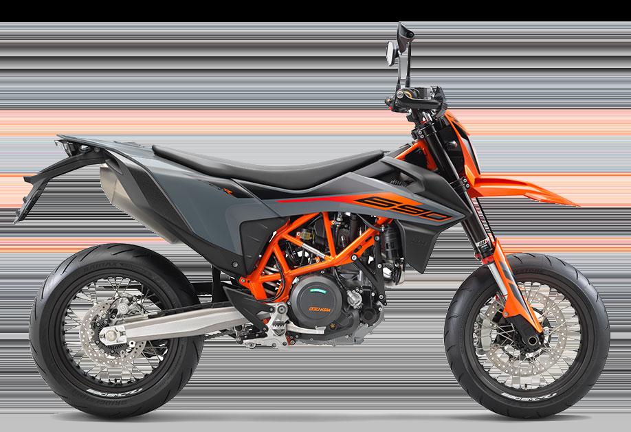 Moto KTM Supermoto 690 SMC R 2021 - 1