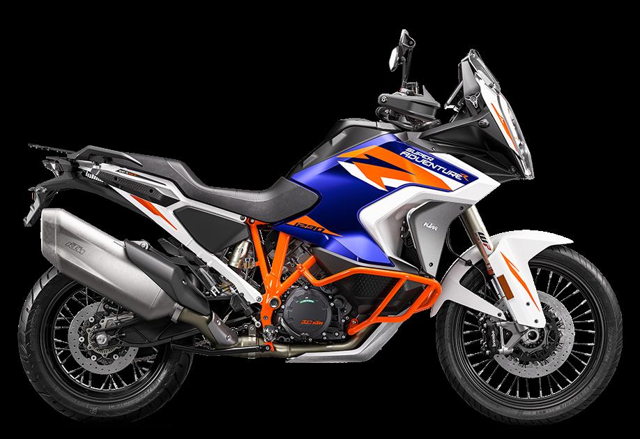 Moto KTM Travel 1290 Super Adventure R 2021