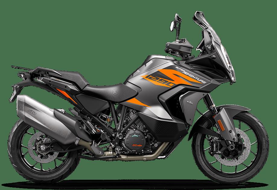 Moto KTM Travel 1290 Super Adventure S noire 2021