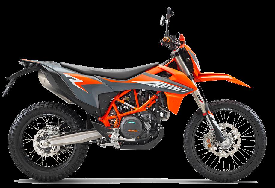 Moto KTM Travel 690 Enduro R 2021