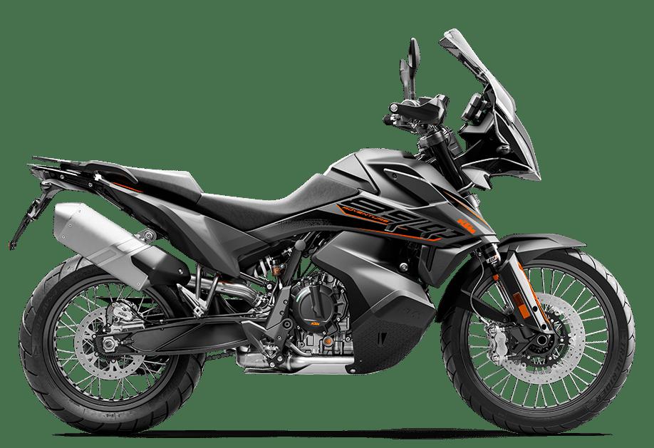 Moto KTM Travel 890 Adventure L noir 2021