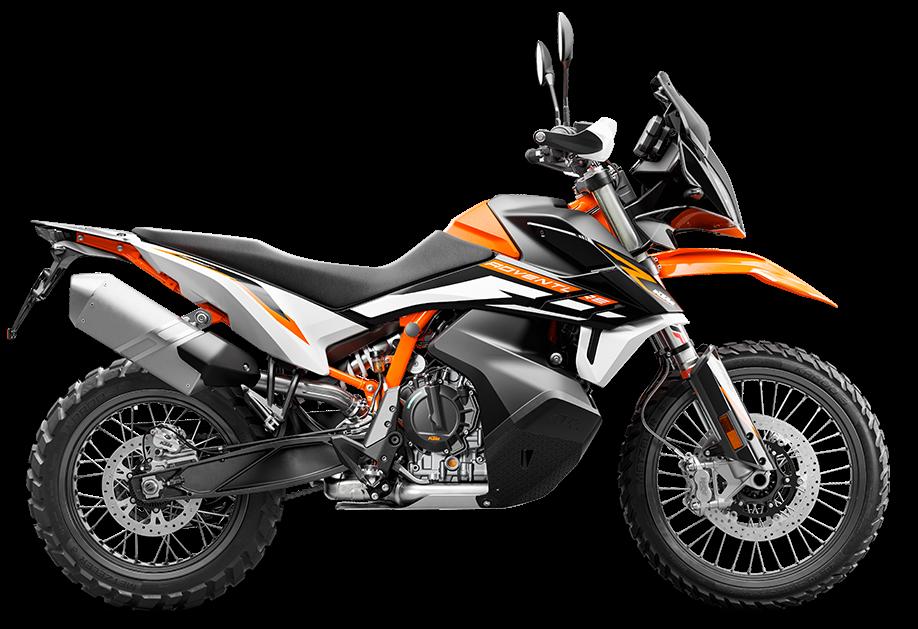Moto KTM Travel 890 Adventure R 2021