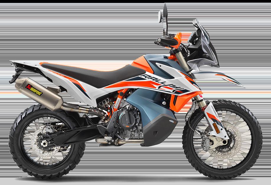 Moto KTM Travel 890 Adventure R Rally 2021