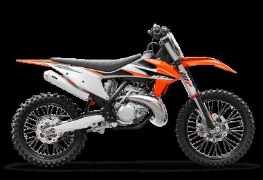 Moto KTM MX 250 SX 2021
