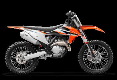 Moto KTM MX 250 SX-F 2021