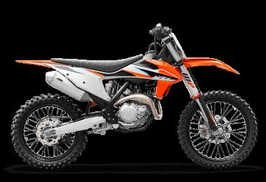 Moto KTM MX 450 SX-F 2021 - 1