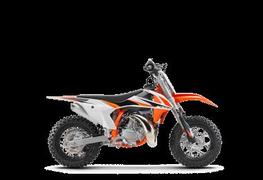 Moto KTM MX 50 SX Mini 2021