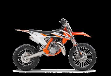 Moto KTM MX 85 SX 19-16 2021